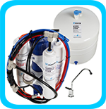 Home Master TMAFC Water Filtration System.